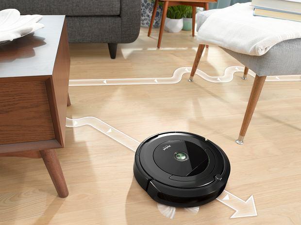 Robot sprzątający irobot