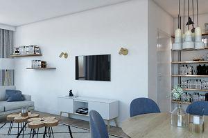 Jak z dwupokojowego mieszkania zrobić czteropokojowe?