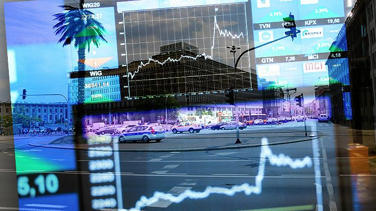 Zysk spółek z WIG20 mocno w dół