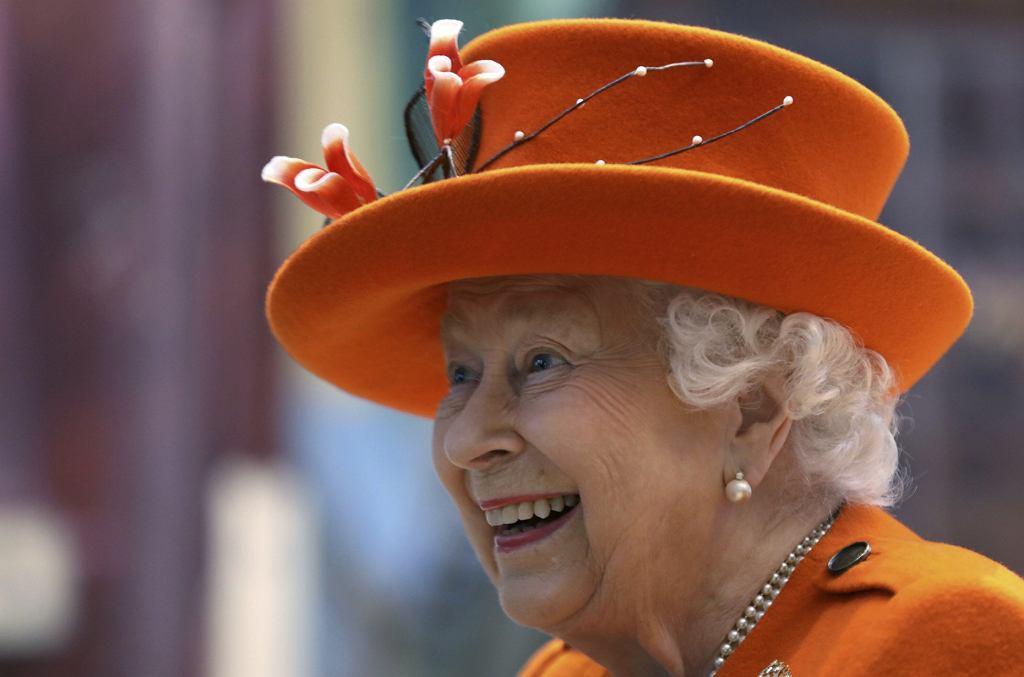 Królowa Elżbieta II na Instagramie