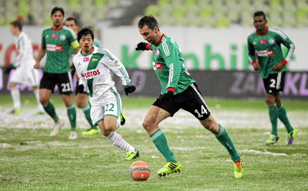Mecz Lechia - Legia 2:0
