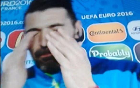 Łzy Buffona