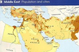 Mapa Bliski Wschod Aktualne Wydarzenia Z Kraju I Zagranicy