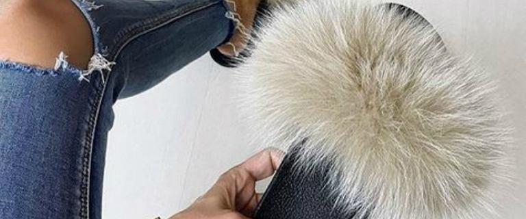 Klapki z futerkiem to hit Instagrama! Wiemy gdzie kupić najładniejsze modele