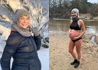 """Joanna Moro o figurze w czasie ciąży. """"Swoją sylwetkę zawdzięczam zdrowemu rozsądkowi"""""""
