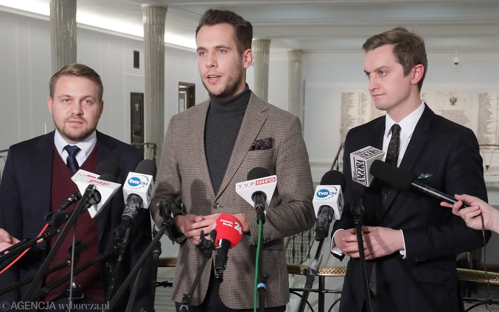 Jacek Ozdoba, Jan Kanthak i Sebastian kaleta