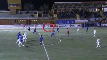 Asysta Damiana Kądziora dla Eibar w Pucharze Króla
