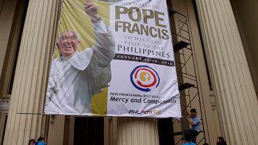 Filipińczycy przygotowują się na przyjazd papieża Franciszka