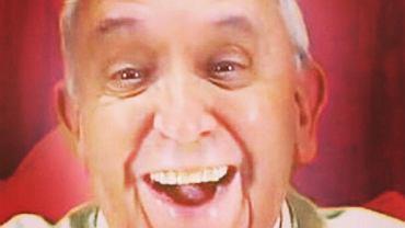 Pierwsze selfie papieża Franciszka