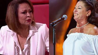 """""""The Voice Senior"""". Izabela Trojanowska oniemiała, gdy zobaczyła, kto znalazł się na scenie. """"Dlaczego ja nic nie wiedziałam?"""""""