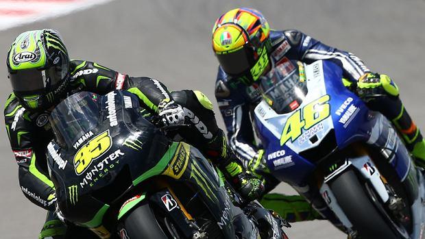 Rossi i Crutchlow