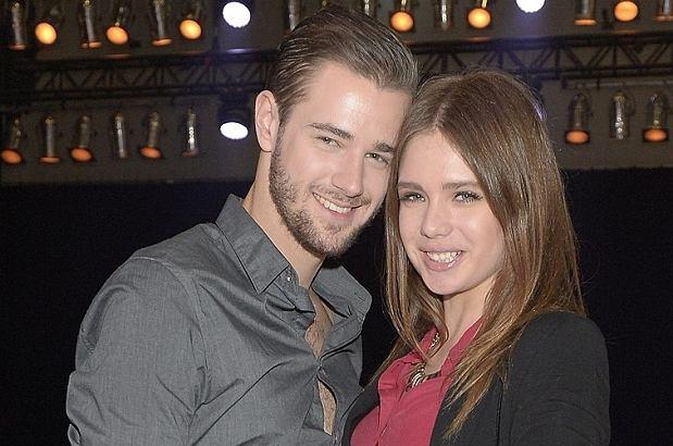 Mateusz Jarzębiak i Olga Kaczyńska