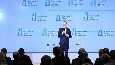 GPracownicze Plany Kapiltalowe - konferencja premiera na GPW w Warszawie