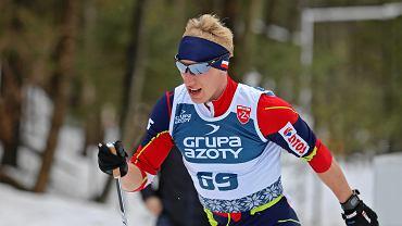 Mistrzostwa Polski w biegach narciarskich w Zakopanem.