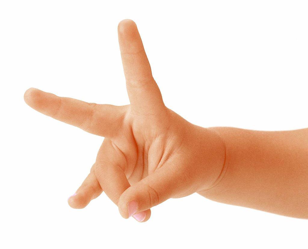 Raz, dwa, trzy - dotknij ty!