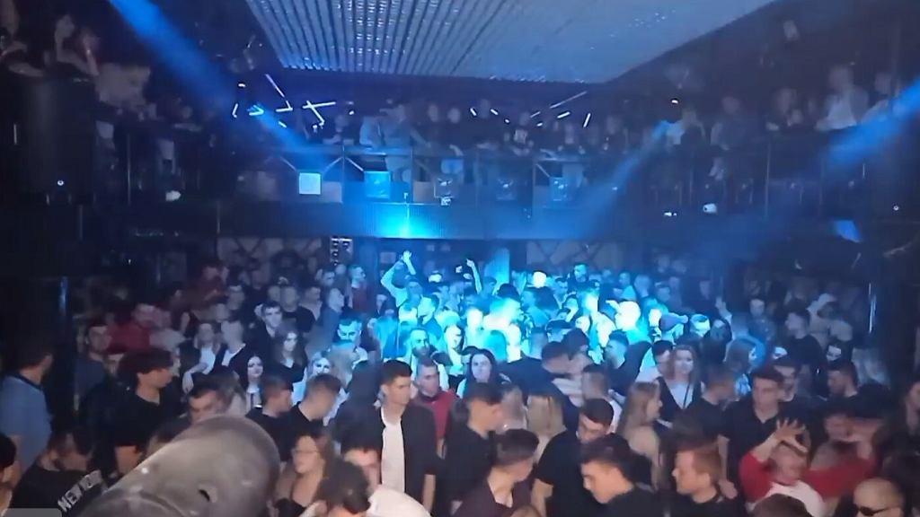 Klub w Nysie otwarty