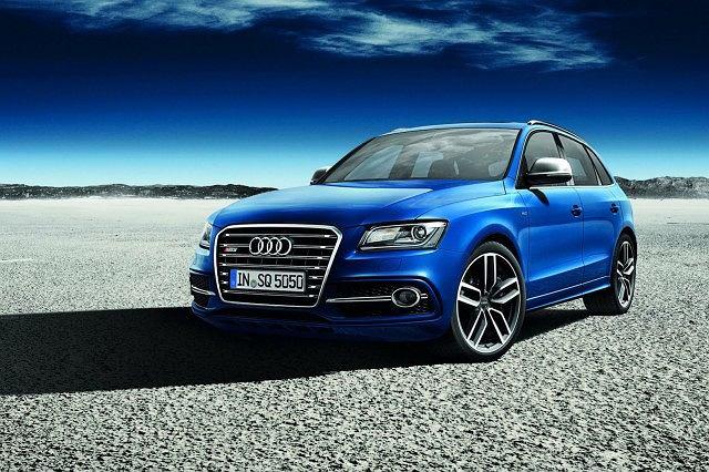 Audi SQ5 Exclusive Concept