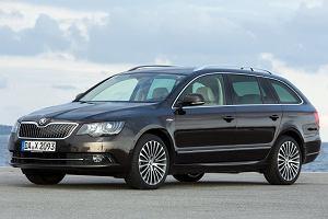 Szukamy pojemnego kombi dla rodziny za 50 tys. zł. Na liście m.in. Skoda, Mercedes i Volvo