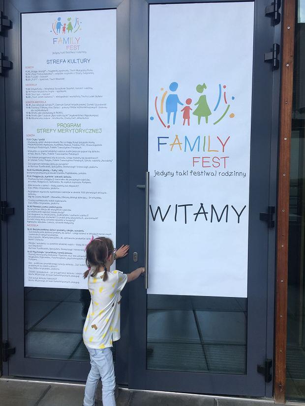 Family Fest to coś i dla małych, i dla dużych