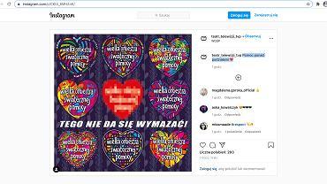 Teatr Telewizji wsparł WOŚP na Instagramie i wbił szpilę TVP. 'Tego nie da się wymazać'