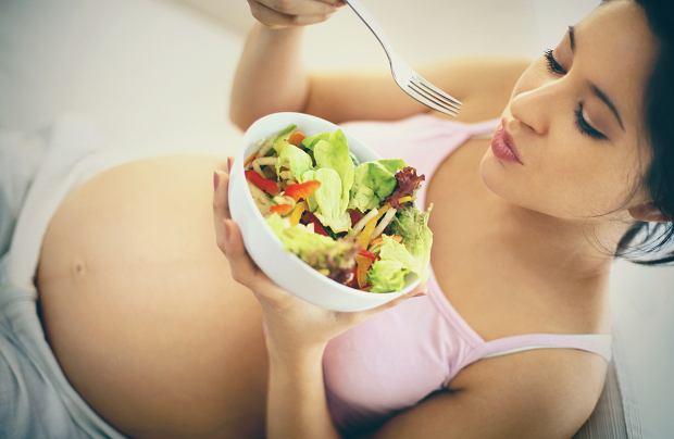 Nie jedz za dwoje, tylko dla dwojga - dieta kobiety w ciąży