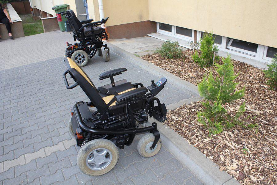 Niepełnosprawny Igor odzyskał wózek. Zostali też złapani złodzieje.