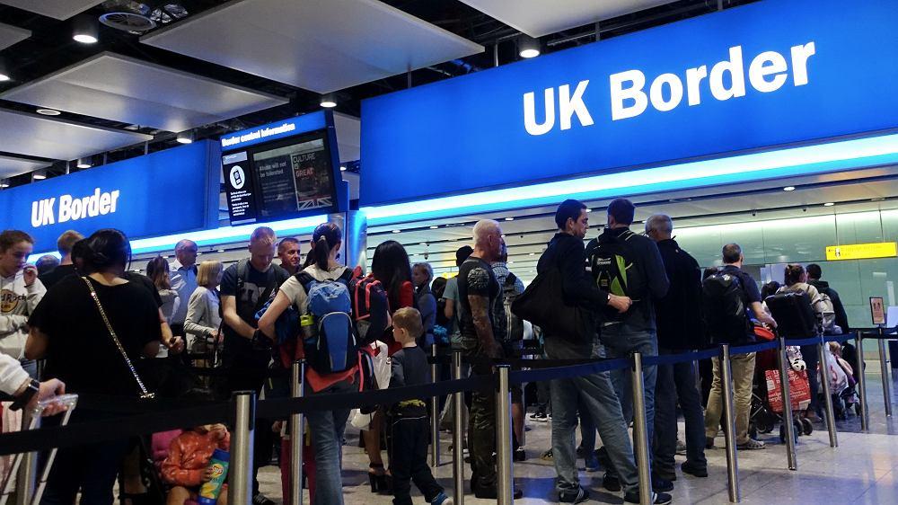 Wielka Brytania zaostrza zasady wjazdu