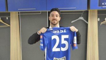 Sisinio Gonzalez Martinez nowym piłkarzem Lecha Poznań
