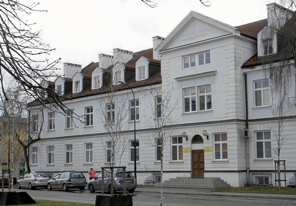 Szpital Świętej Trójcy w Płocku