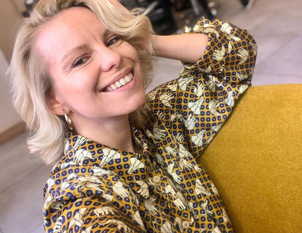 Alicja Janosz zdecydowała się na botoks dla włosów