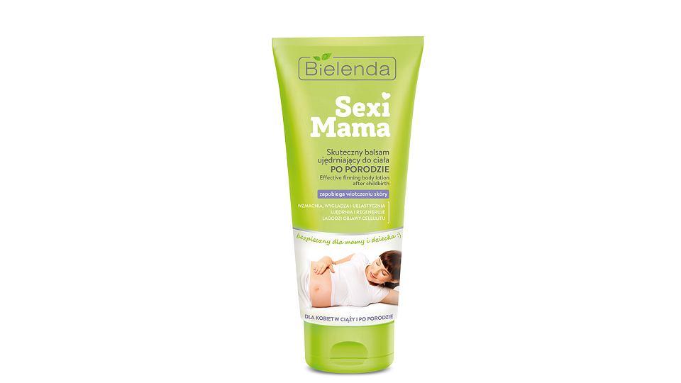 Sexi Mama - Ujędrniający balsam po porodzie
