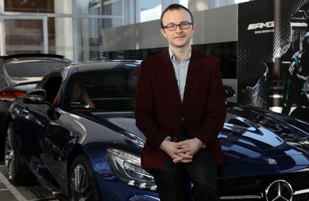 Co Mercedes przywiezie na targi w Poznaniu?
