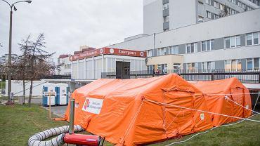 Koronawirus. Szpital w Gdańsku zamyka tymczasowo dziecięcy SOR i pediatrię
