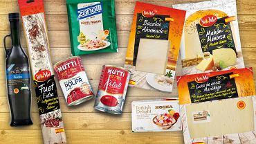Aktualne promocje w dyskontach to coś w sam raz dla miłośników kuchni krajów leżących nad Morzem Śródziemnym