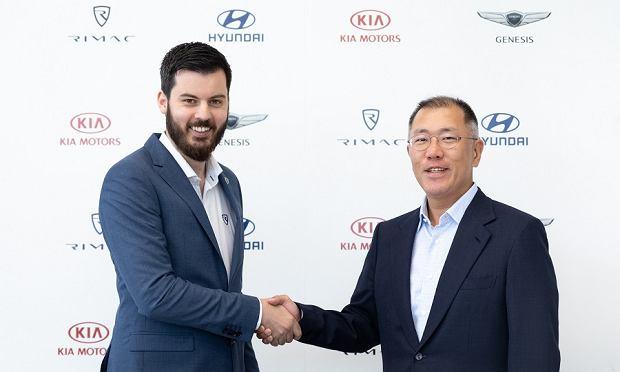 Hyundai i Kia inwestują w Rimaka 80 mln euro
