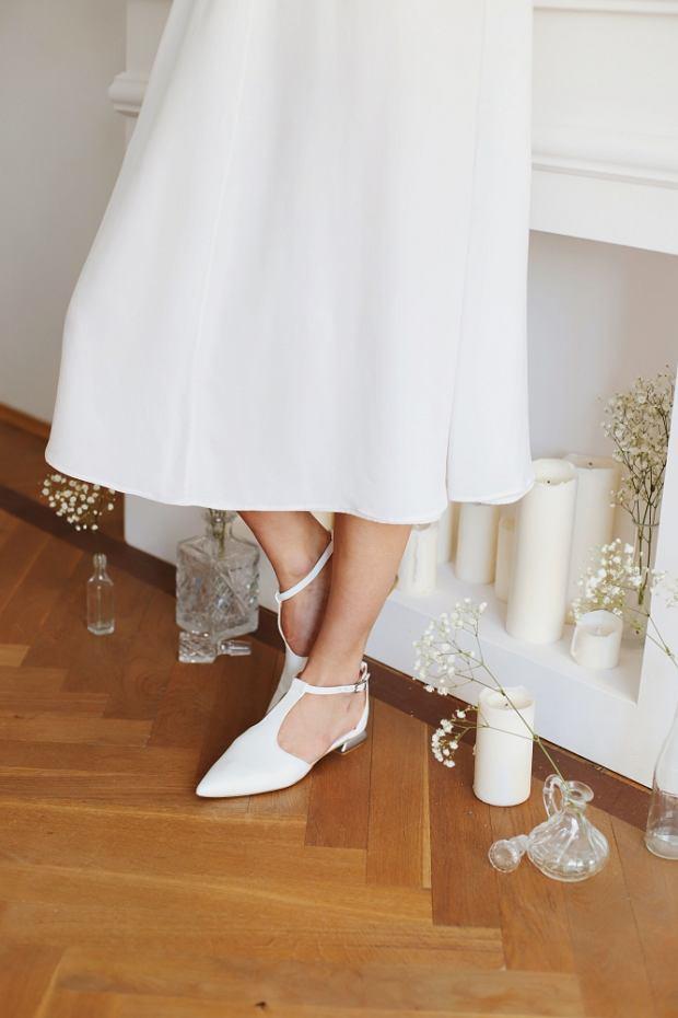 Buty do ślubu marki Paso a Paso