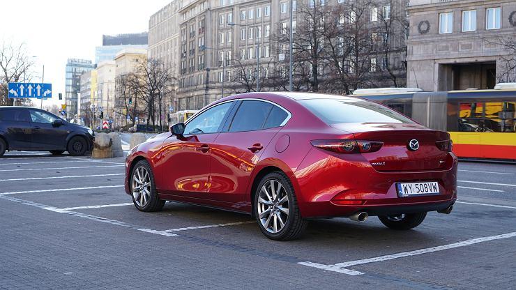 Mazda Skyactiv-X. Nasze wrażenia po ponad 700 km z benzyną, która działa jak diesel