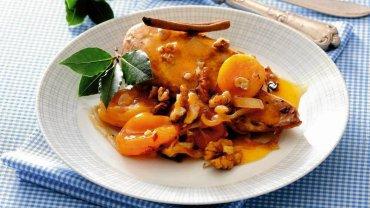 Kurczak w morelach