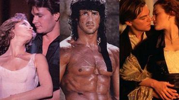 Dirty Dancing, Rambo, Titanic.