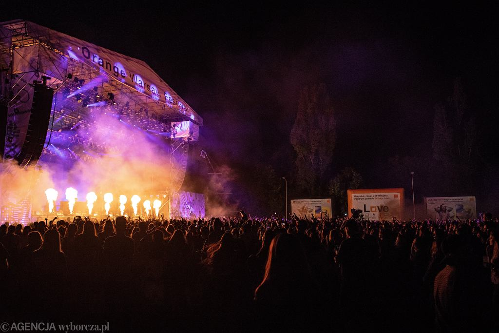 Orange Warsaw Festival odwołany. Nowa data