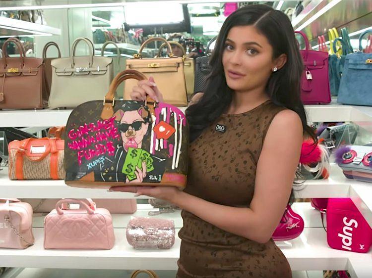 Torebki Kylie Jenner