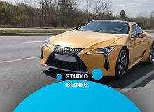 Testujemy Lexusa LC 500 w Studiu Biznes. Mistrz pierwszego wrażenia?