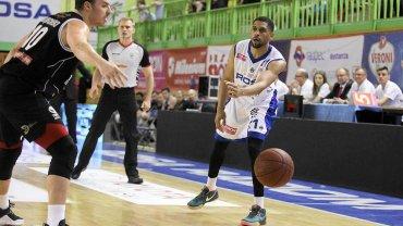 Tauron Basket Liga. Rosa Radom - Start Lublin 94:47