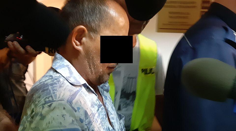 Na trzy miesiące do aresztu trafił 56-letni Zygmunt W. - mężczyzna, który w poniedziałek rano zaatakował księdza Ireneusza Bakalarczyka