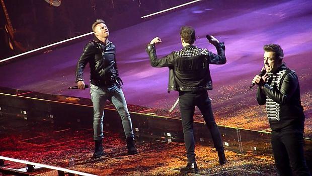 Westlife - Queen Medley - SSE Arena, Belfast - 22nd May 2019