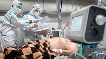 Szpital w czasie epidemii COVID-19