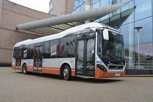Wrocławska fabryka Volvo wyprodukuje ponad sto autobusów dla Brukseli