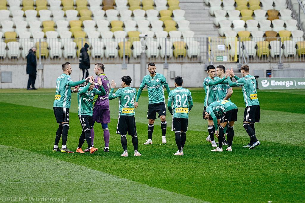 Piłkarze Legii zobaczą kibiców 16 maja, gdy będą już prawdopodobnie mistrzami Polski