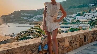 Marina Łuczneko-Szczęsna: 'Mam cellulit [...], ale lubię siebie i akceptuję'