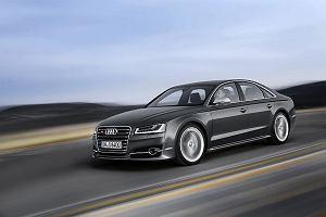Audi A8 - wideo